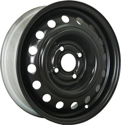 Колесные диски TREBL 53A49A 5.5xR14 4x100 ET49 DIA56.6 BLACK