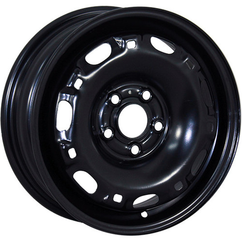 Колесные диски TREBL X40028 5xR14 5x100 ET40 DIA57.1 BLACK