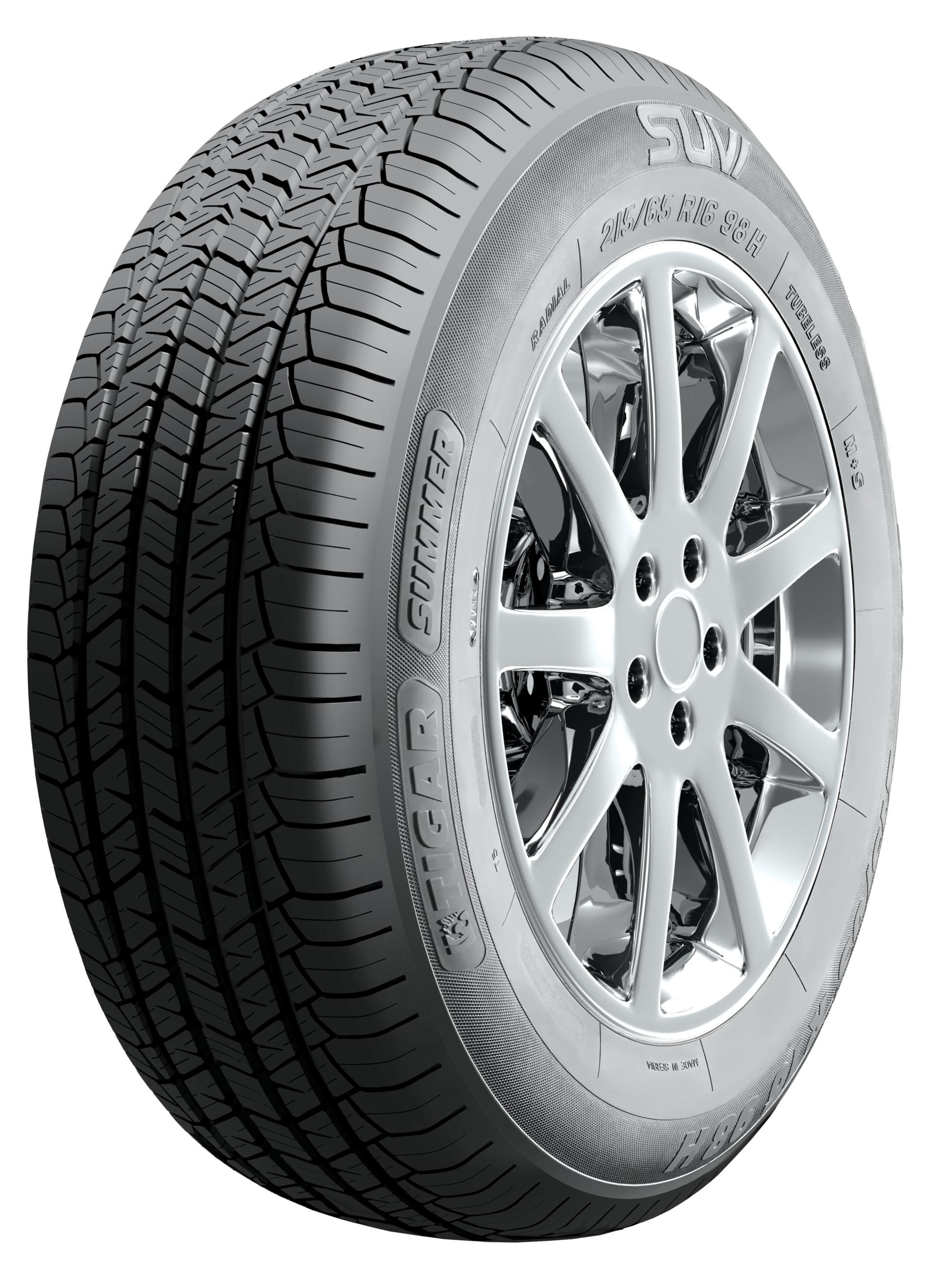 TIGAR SUV SUMMER 255/55R18 109W XL M+S