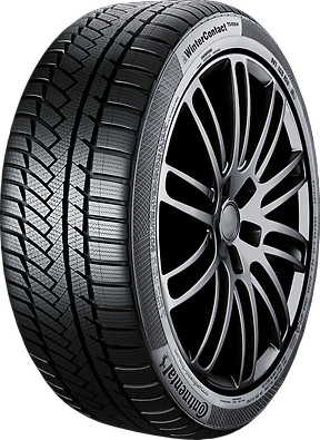 CONTINENTAL ContiWinterContact TS850 P SUV 245/70R16 107T FR