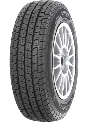 MATADOR MPS125 Variant All Weather 185/75R16C 104/102R 8PR