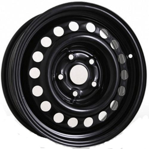SDT U2052 6.5x16/5x100 ET48 D56.1 Black