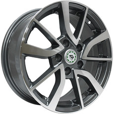 Диски REPLICA TD Special Series TY9-S 7xR17 5x5*114.3 ET39 DIA60.1