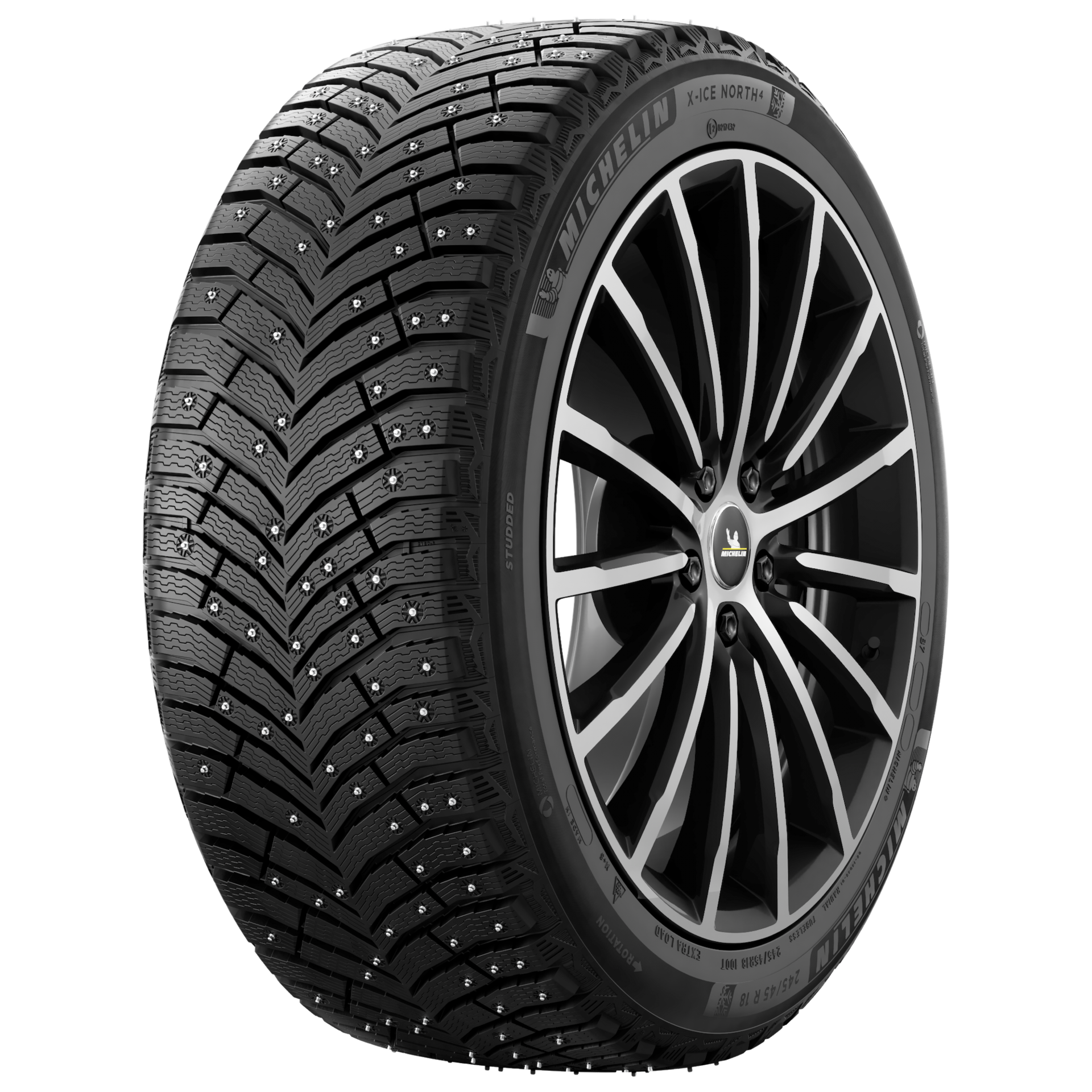 MICHELIN X-ICE NORTH 4 185/65R15 92T XL шип