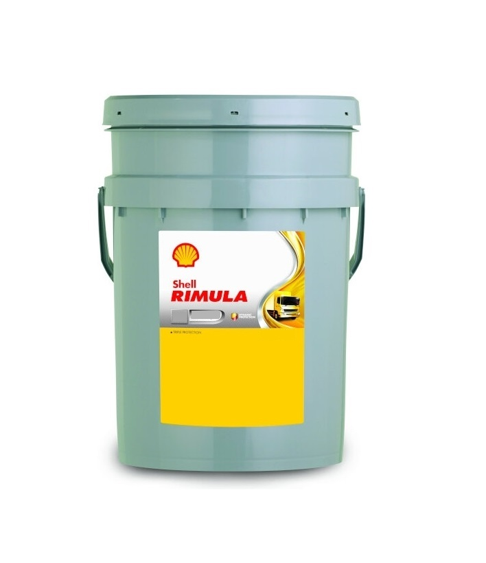 М/масло синтетика Shell Rimula Light Duty LD5 Extra 10W-40 55L