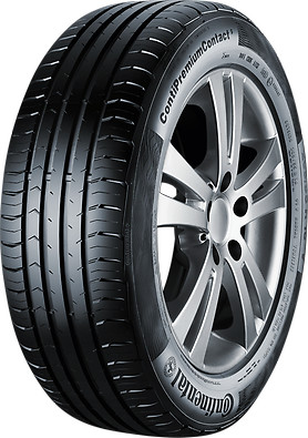 CONTINENTAL ContiPremiumContact 5 185/70R14 88H*(2018)